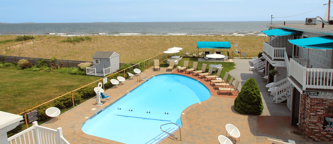Relax At Our Pool And Outdoor Hot Tub Walk Directly Onto The Sand Seacliff House Is Relaxing Enjoyable We Are Open All Year